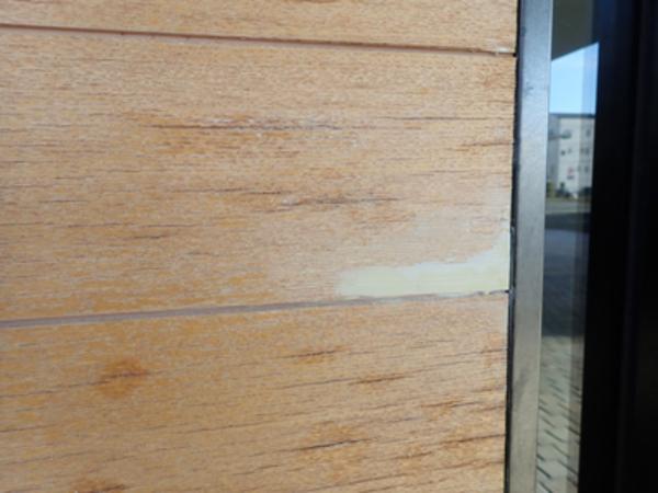 単板劣化の補修