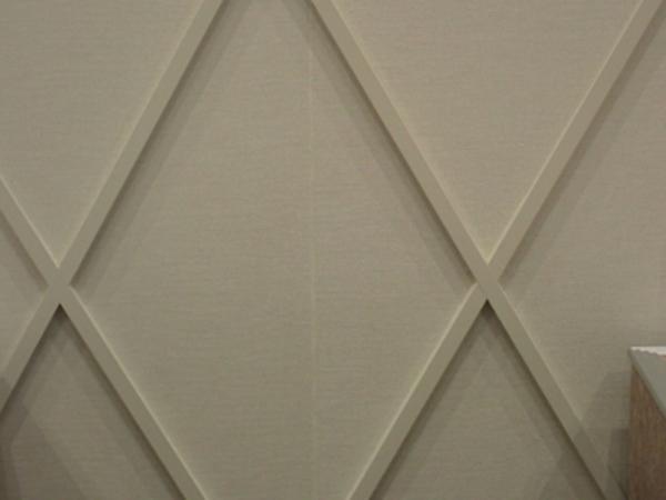 壁の継ぎ目の補修